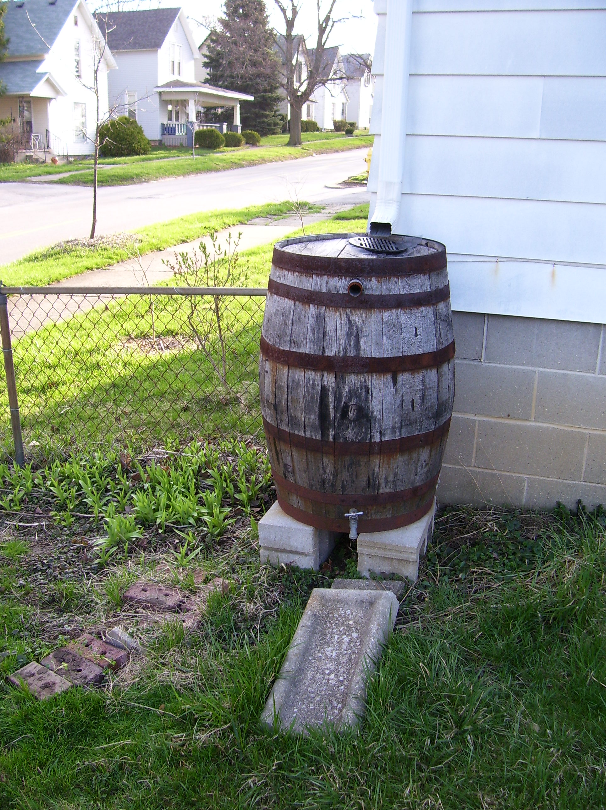 If You Pay The Greater Elkhart County Stormwater Utility Fee (billed With  Your Property Taxes) You Are Eligible For The Rain Garden/Rain Barrel  Incentive ...